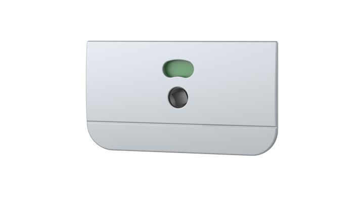 Boîtier de voyant de verrou en aluminium anodisé - Cabineo