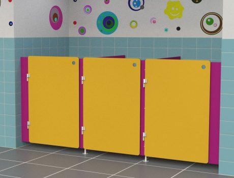 Cabine sanitaire Animeo 1300 de Cabineo