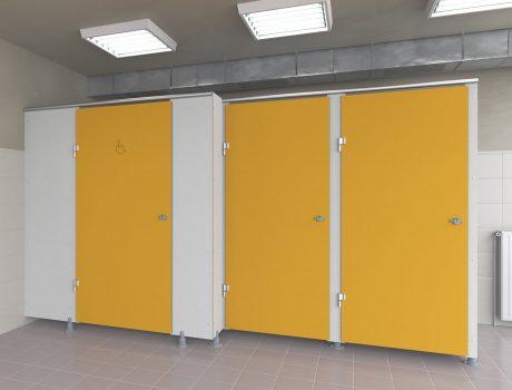 Cabine sanitaire Primeo Toro de Cabineo