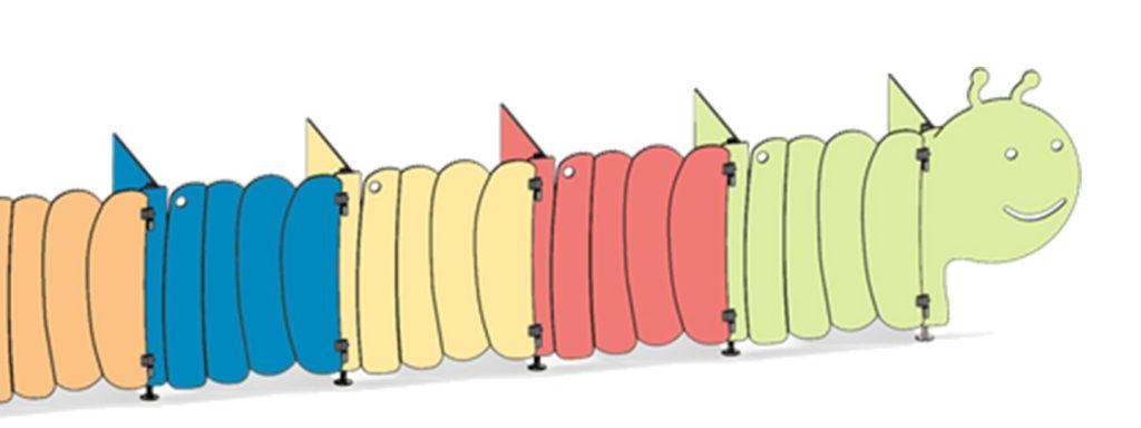 Forme de porte Animeo chenille