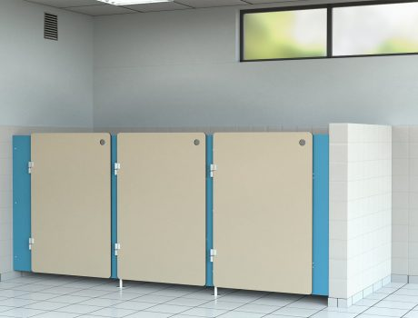 Cabine sanitaire Animeo 1300 Toro de Cabineo sans gravures