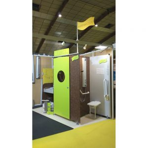 Images Actus salons 2018 - Cabineo Atlantica 2017 stand Amice