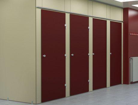 Cabine sanitaire Scola 2.5 de Cabineo