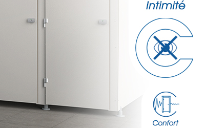 Cabines Intimeo Toro - intimité confort