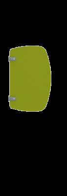 Séparatif urinoir SU600 - Cabineo