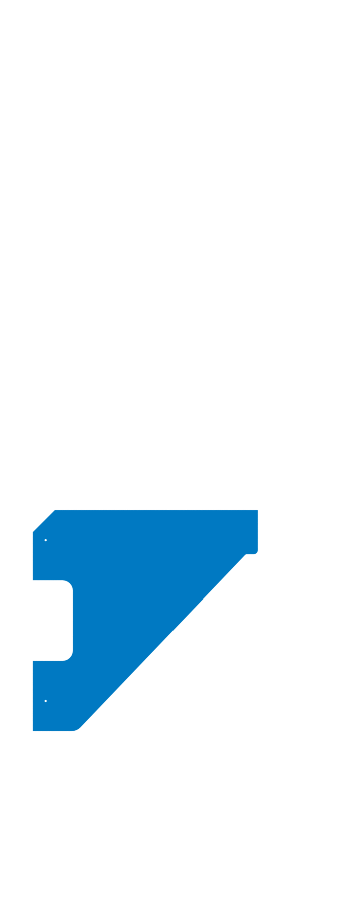 CONE2 - vue profil