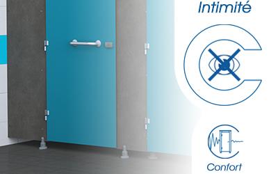 Cabines Intimeo - intimité confort