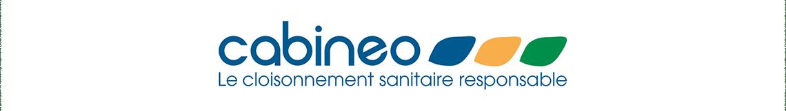 Cabineo - Le cloisonnement sanitaire responsable - Logo