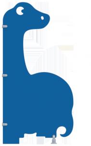 Écran maternelles DIPLO BA (bâti-support) - Cabineo