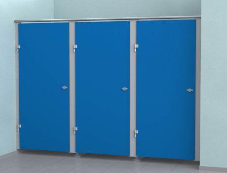 PRIMEO Express - 3 cabines - Portes B001 Bleu Flash