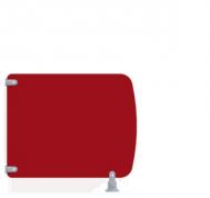 Séparation de toilettes maternelles CUBO - Cabineo