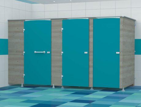 Cabine sanitaire INTIMEO de Cabineo - Décors E026 - C183